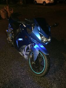 2010 ninja 250r trade for supermoto/ enduro or sled