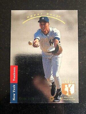 Derek Jeter 1993 Upper Deck SP Foil Rookie Card - Review Description for sale  Orlando