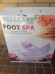 Foot spa WellCare Campbelltown Campbelltown Area Preview