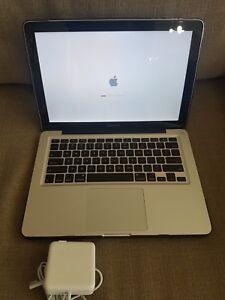 "MacBook Pro 13"" i5 processor 500GB Final Cut Pro x"