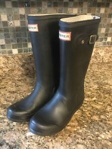 Hunter Rain Boots Girls 3