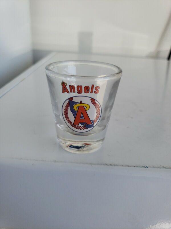 California Angels Shot Glass