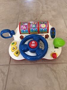 V-Tech Learn & Discover Drive Toy