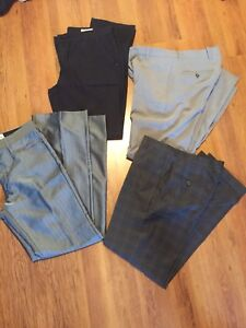 Men's Dress Pants from LeChateau 25$ for 4