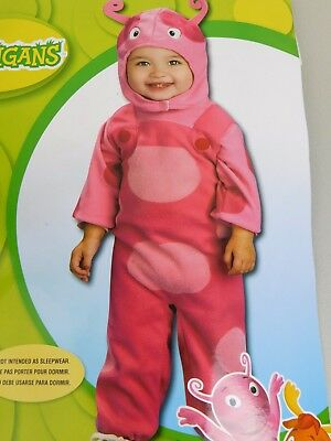 Backyardigans Halloween Costume Baby (Nick Jr. Backyardigans Newborn Baby Uniqua Halloween Costume 0-9 Months)
