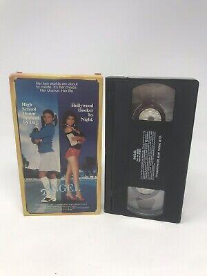 Angel Donna Wilkes Drama Action VHS Video Tape Schoolgirl Teen exploitation - Teen Schoolgirl Movies