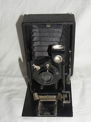 ANTIKE PLATTENKAMERA AGC PERCO 1:11 FOC. 140mm EXTRA-RAPID-PERISCOP