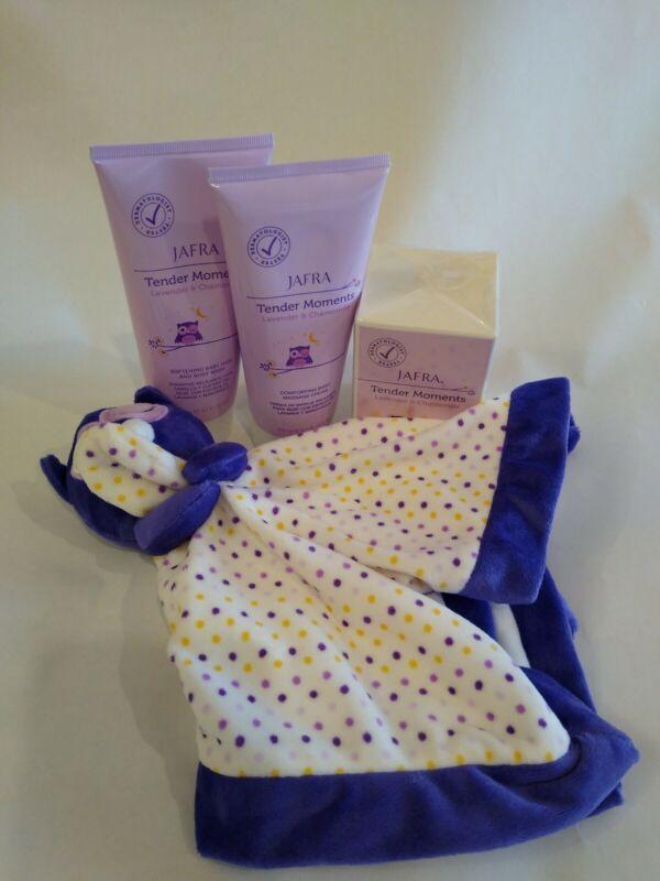 Jafra tender moments Lavender & Chamomile 4 pcs sets