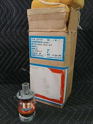 One Nos Jennings Vacuum Variable Capacitor Ucsl-500-3s 3000v Nos New