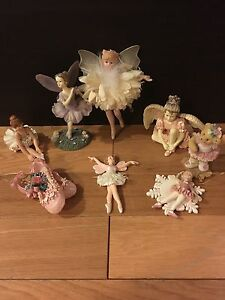 Angel ornaments and figurines