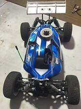 Losi 8ight 2.0 buggy Griffith Griffith Area Preview