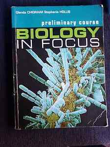 preliminary year 11 biology in focus NSW Westmead Parramatta Area Preview