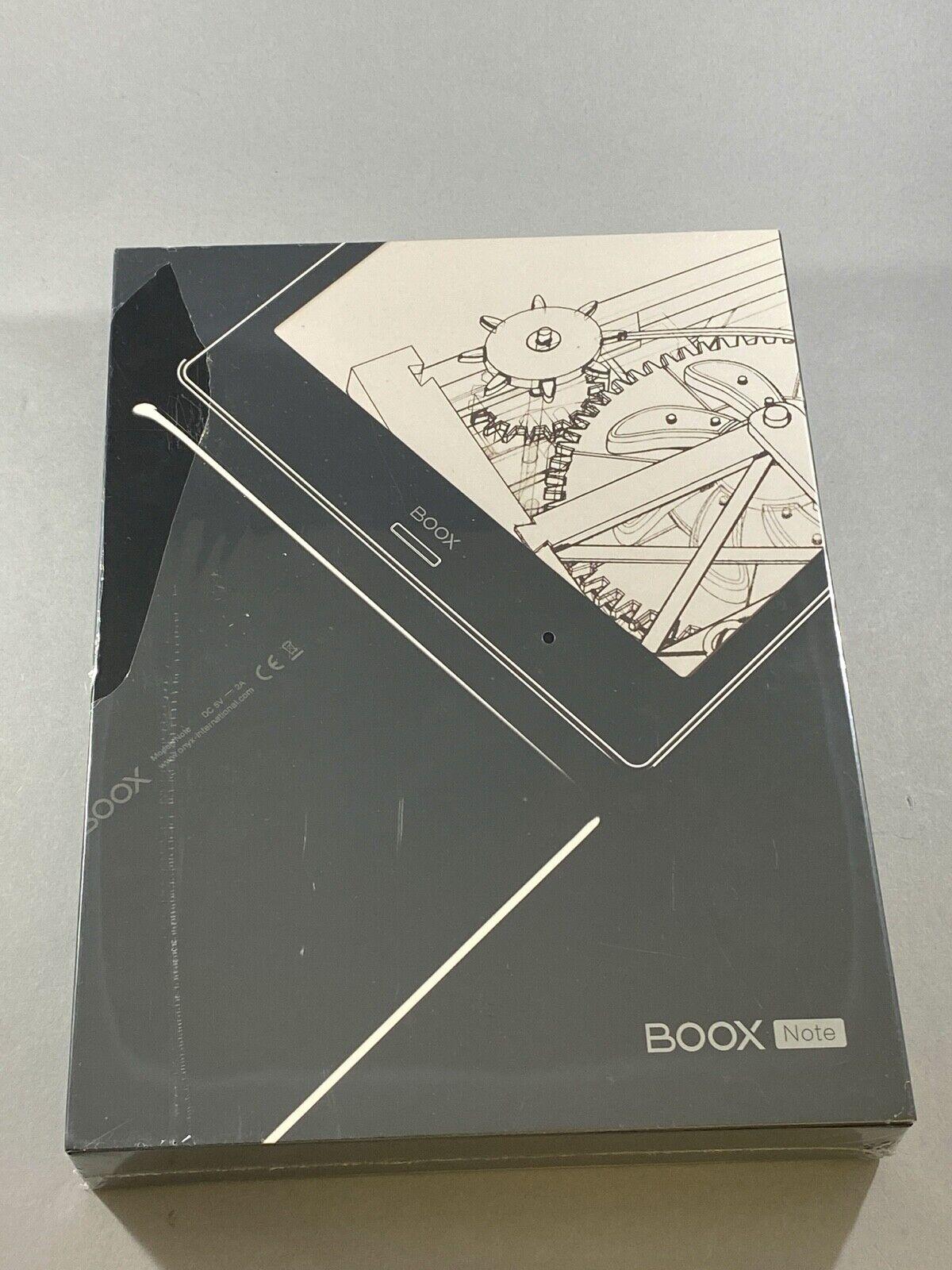 """New Sealed ONYX BOOX Note e-Book Reader 10.3"""" E-ink E-reader"""