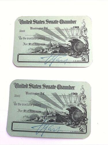 2- US Senate Chamber Visitor
