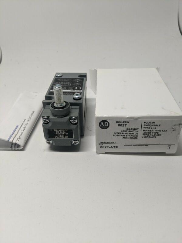Allen-Bradley 802T-ATP SERIES J AC Limit Switch