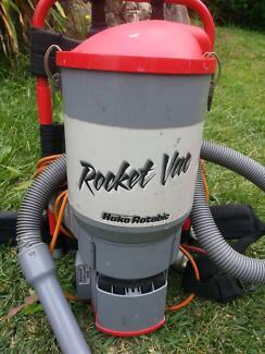Rocket Vac Back Pack Vacuum Cleaner