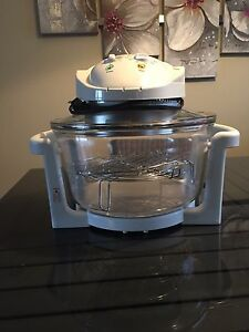 NU WAVE TYOE CONVECTION OVEN