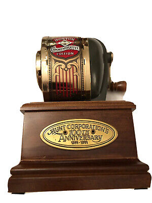 Boston Commemorative Edition Pencil Sharpener - Brand New Hunt Corp. 100 Year