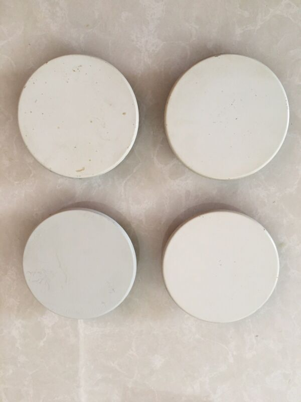 Fire Sprinkler Concealed Cover Plates For TYCO Head ( Total 4 Covers)