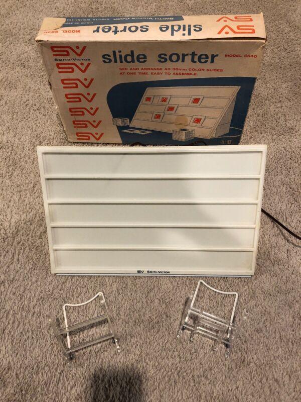Smith-Victor Slide Sorter Model SS40