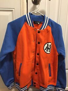 Dragon ball z goku jacket - men's medium/large Windsor Region Ontario image 1