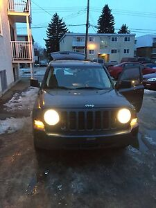 JEEP PATRIOT 2008 with LOW mileage 110