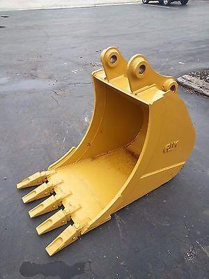 New 24 Caterpillar 307d Cr Excavator Bucket With Pins