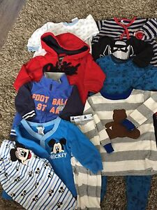 Baby boy items size 6-12 mo