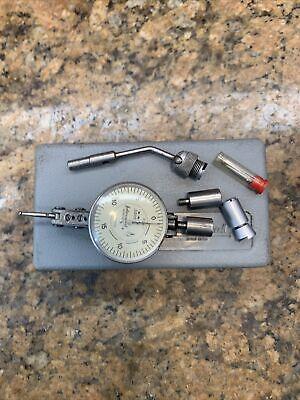 Brown Sharpe-tesa Interapid .06x.0005 Grad. 312b-1 Dial Test Indicator K27