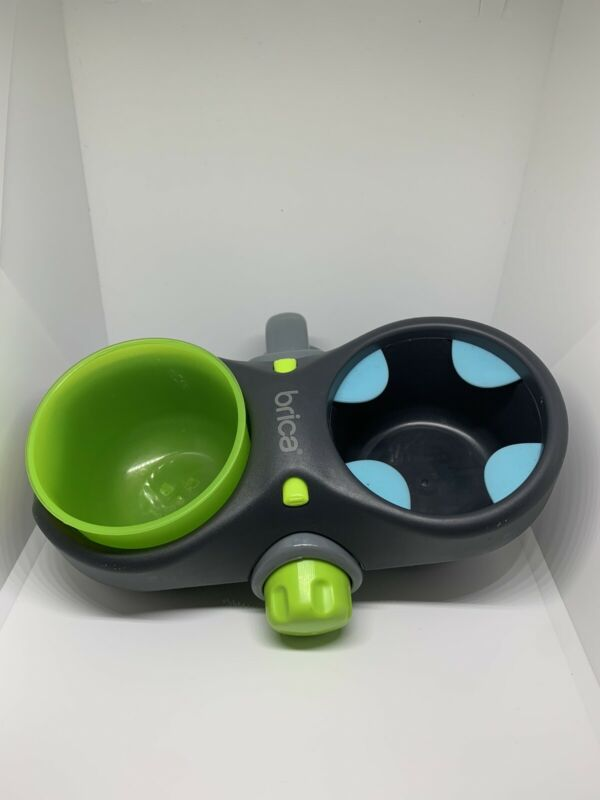 Brica Cup And Snack Holder