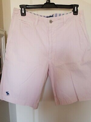Abercrombie and fitch mens shorts size 33
