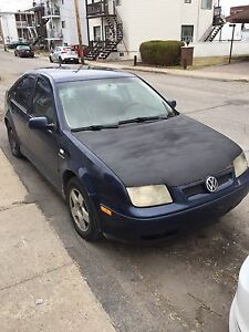 Vw jetta turbo 1.8 2001 manuel (230000k)