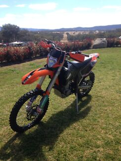 KTM 450 exc 2009 model Tenterfield Tenterfield Area Preview