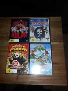 Children's dvds Newcastle Newcastle Area Preview
