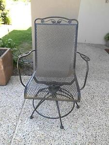 SWIVEL OUTDOOR CHAIR Pimpama Gold Coast North Preview