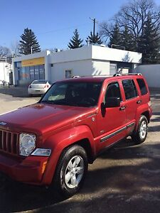 2009 Jeep Liberty North Edition