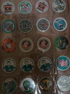 Pogs 90's game toy