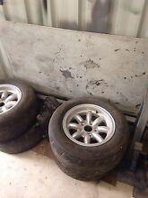 Torana aluminium race wheels Buff Point Wyong Area Preview