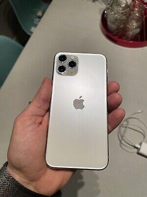 Apple iPhone 11 Pro - 256GB - Silver (Verizon) A2160 (CDMA + GSM)