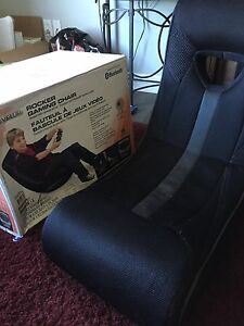 Bluetooth Rocking Gaming Chair