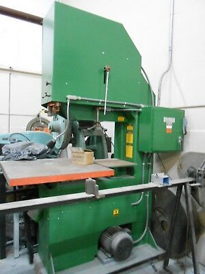 Band Saw Vertical Mbd Us Made 36 Bandsaw Non-ferrous Metalsaluminumwoodetc