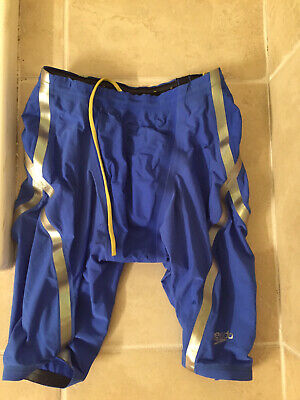 Speedo Fastskin LZR Racer X Size 23   Blue And Gold