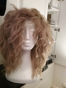 Reversable strawberry blond synthetic wig $200 Pennington Charles Sturt Area Preview