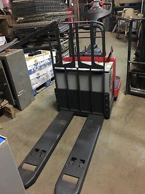 2012 Raymond Forklift 841 Jack 6000lb Cap. 24v Wbattery Chgr.48 Forks