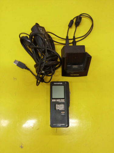 Olympus DS-5000 Digital Voice Recorder with CR10 Docking Station