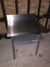 Stainless Steel kitchen bench Cronulla Sutherland Area Preview
