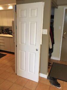 Interior doors - Excellent cond-solid wood