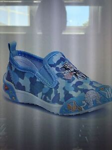 Light Blue Camo Sneaker. Brand New. Bought wrong size. Size 7