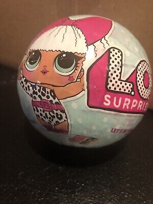 New LOL Surprise Series 1 Diva Ball: Let's Be Friends!