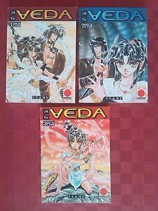 RG VEDA VOLUMI 1-2-3 - Planet Manga - CLAMP - Italia - RG VEDA VOLUMI 1-2-3 - Planet Manga - CLAMP - Italia